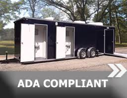 Cargo Trailer With Bathroom Portable Restroom Trailers Online Listings For New And Used