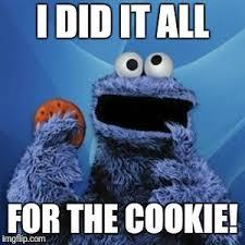 Monster Meme - cookie monster memes imgflip