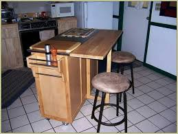 kitchen outstanding rolling kitchen island with seating picture