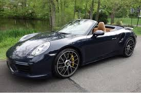 porsche 911 dark green 41 porsche 911 turbo s cabriolet for sale dupont registry