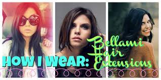 Hair Extensions Louisville Ky by How I Wear My Bellami Hair Extensions Jan 2016 Giveaway Winner