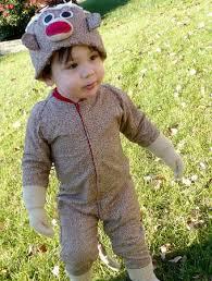 Sock Monkey Halloween Costume 75 Cute Homemade Toddler Halloween Costume Ideas Parenting