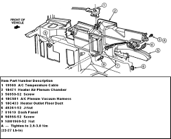 96 Civic Climate Control Wiring Diagram Heats Heater Core Cold Air Coming Out Of Vents And The Temp Control