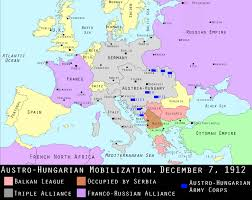 Austro Hungarian Empire Flag World War I Centennial Austria Hungary Escalates Kaiser Convenes