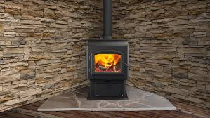 this thermostat controlled wood stove helps keep your home the