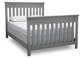 How To Convert Crib To Bed Chalet 4 In 1 Crib Delta Children
