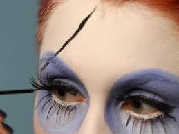 Halloween Makeup With Eyeliner Halloween Makeup Tutorial Creepy Ragdoll Hgtv