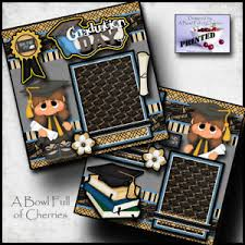 photo album sticky pages graduation scrapbook album ebay