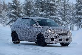 new peugeot small car update fresh spy shots of new peugeot 3008 autoevolution