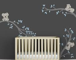 baby boy wall decal children u0027s room baby decor navy blue