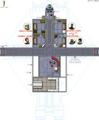 Deck Floor Plan by The Ghost Deck 2 Sl By Colonialchrome On Deviantart