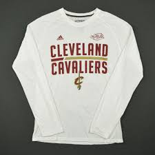 lebron james cleveland cavaliers 2017 nba finals game issued