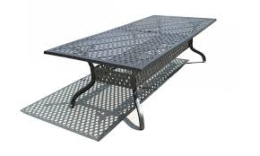 Cast Aluminum Patio Furniture Cast Aluminum Patio Tables Dhc Furniture Groupon