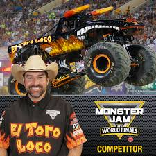 el toro loco monster truck videos monster jam world finals xvii competitors announced monster jam