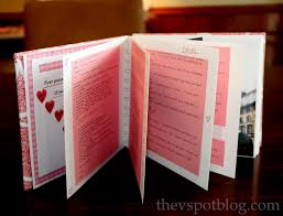 Homemade Valentine S Day Gifts For Him by Handmade Valentine U0027s Gift A Relationship Timeline The V Spot