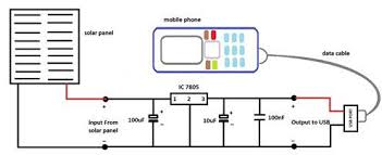 Solar Street Light Circuit Diagram by Solar Powered Portable Window Charger Working With Circuit