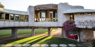 phoenix frank lloyd wright house to stop tours explore asu