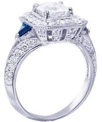 sapphire and engagement rings and sapphire engagement ring ebay