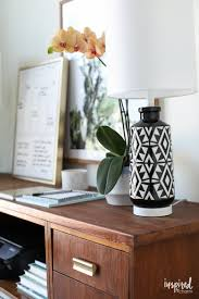 Decorate A Home Decorating A Home Office Inspired By Charm