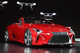 lexus lf lc horsepower lexus previews future design direction at naias with the lc 500