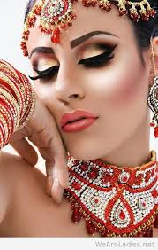 models kashees beauty parlour latest makeup trends 2016 2016 4d05fbed55c6dd3c3ddcc1cdd1382253 most beautiful indian bridal makeup collection 2016 15