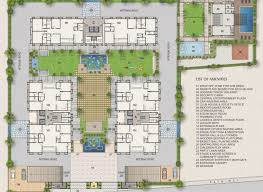 enjoy residential apartment by aakash gorup at vesu surat
