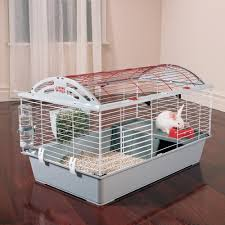 Cages For Guinea Pigs Living World Deluxe Habitat For Rabbits And Small Pets