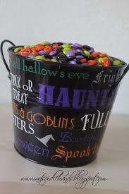 freecycle friday cute halloween bucket