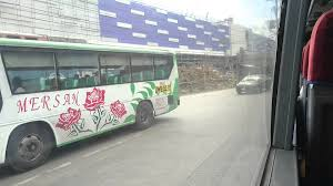 philippines bus philippines from home riding bus going to somewhere youtube