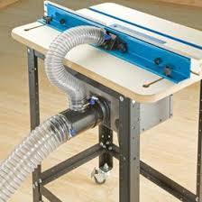router table dust collection dust right dual port superior dust collection home construction