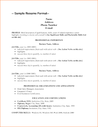 Sample Resume Format Doc Download by Resume Format Philippines Doc Augustais