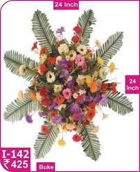 Plastic Flowers Artificial Flowers Manufacturer From Ahmedabad
