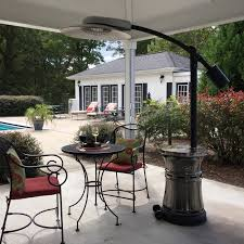 Patio Heater Infrared by Bali Outdoors Napa Infrared Patio Heater Walmart Com