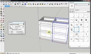 Program For Kitchen Design Cabinetsense Cabinet Design Software For Sketchup Other Features