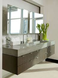 bathrooms design wood framed bathroom mirrors master bath