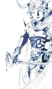 Warrior Of Light Ff Dissidia Warrior Of Light Warrior Of Light Pinterest