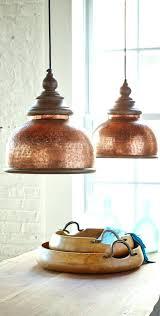 Pendant Lighting Copper Copper Mini Pendant Lights Ricardoigea