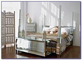 Mirrored Bedroom Set Furniture by Mirrored Bedroom Set Furniture Bedroom Home Design Ideas