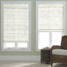 White Bamboo Curtains Bamboo White Blinds Shades For Window Jcpenney