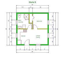 sumptuous design ideas 7 3d house floor plans 12x20 micro simple 5