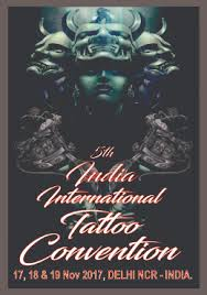 6th india international tattoo convention u2013 tattoo festival