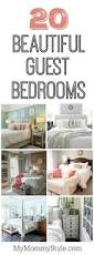 Bedroom Decor Pinterest by Best 25 Guest Bedroom Decor Ideas On Pinterest Spare Bedroom