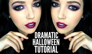 Youtube Halloween Makeup by Halloween Tutorial Dramatic Grunge Velvetgh0st Youtube