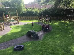mary swanwick u0027s playground and water flow area pentagon play
