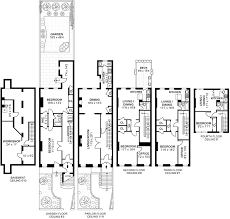Brooklyn Brownstone Floor Plans Brooklyn Homes For Sale In Clinton Hill At 304 Clinton Avenue