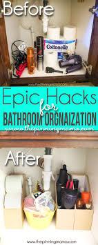 organized bathroom ideas best 25 bathroom organization ideas on restroom ideas