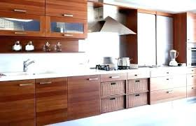 Slab Kitchen Cabinet Doors Flat Front Kitchen Cabinets Or High Gloss Flat Slab Panel Cabinet