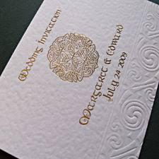 celtic wedding invitations celtic wedding invitations ebay