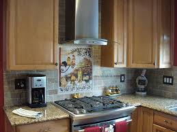 kitchen tile murals backsplash home design tuscan backsplash tile murals tuscany kitchen tiles