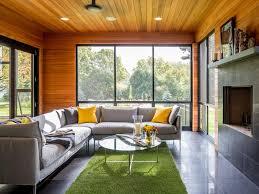 stylish grey and yellow living room decor ideas living room modern